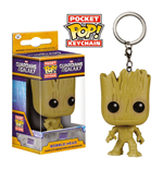 Guardianes de la Galaxia Llavero Pocket POP! Vinyl Groot 4 cm