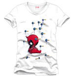 Camiseta Deadpool 185414