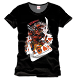 Camiseta Deadpool Card King