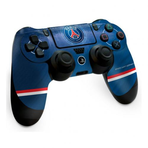 Película protectora para mando PS4 Paris Saint-Germain