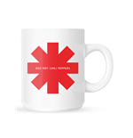 Taza Red Hot Chili Peppers 185612