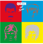 Vinilo Queen - Hot Space