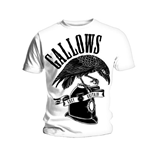 Camiseta Gallows Grey Britain