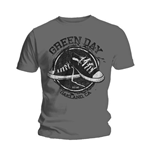 Camiseta Green Day Converse
