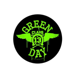 Parche Green Day 185738