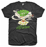 Camiseta Green Day de niño Welcome to Paradise