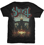 Camiseta Ghost Meliora (Large)