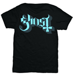 Camiseta Ghost Keyline Logo