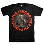 Camiseta Five Finger Death Punch Seal of Ameth