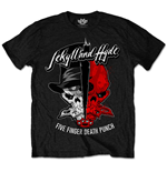 Camiseta Five Finger Death Punch Jekyll & Hyde
