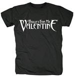 Camiseta Bullet For My Valentine Logo