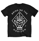 Camiseta Bring Me The Horizon Diamond Hand