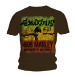 Camiseta Bob Marley Movement