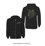 Sudadera Black Sabbath Tour 78'