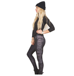 Leggings Black Sabbath de mujer - Design: Celtic Logo