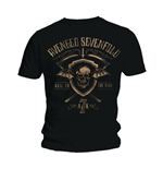 Camiseta Avenged Sevenfold Shield and Sickle