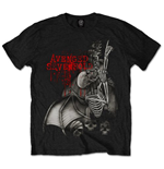 Camiseta Avenged Sevenfold Spine Climber