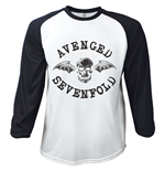 Camiseta Avenged Sevenfold Classic Death Bat