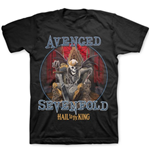 Camiseta Avenged Sevenfold Deadly Rule