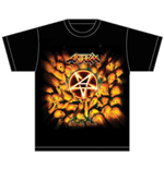 Camiseta Anthrax Worship Music