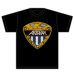 Camiseta Anthrax Eagle Shield
