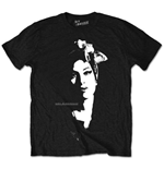 Camiseta Amy Winehouse Scarf Portrait
