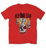 Camiseta All Time Low Da Bomb