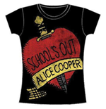 Camiseta Alice Cooper de mujer School's Out