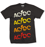 Camiseta AC/DC Powerage Repeat