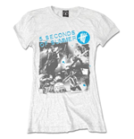 Camiseta 5 seconds of summer Live Collage de mujer