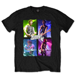 Camiseta 5 seconds of summer Live in Colours