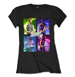 Camiseta 5 seconds of summer Live in Colours de mujer