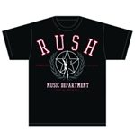 Camiseta Rush Department