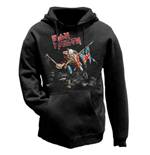 Sudadera Iron Maiden The Trooper