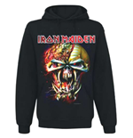 Sudadera Iron Maiden Final Frontier Big Head