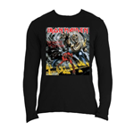 Camiseta manga larga Iron Maiden NOTB