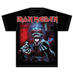 Camiseta Iron Maiden A Read Dead One
