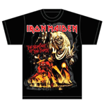 Camiseta Iron Maiden Number of the Beast Graphic