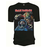 Camiseta Iron Maiden Final Frontier Album