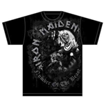 Camiseta Iron Maiden NOTB