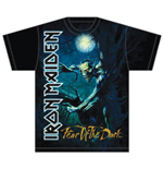 Camiseta Iron Maiden Fear of the Dark Tree Sprite
