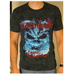 Camiseta Iron Maiden Brave New World
