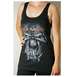 Top Iron Maiden de mujer Final Frontier Eddie