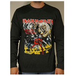 Sudadera Iron Maiden Number of the Beast