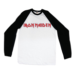 Camiseta manga larga Iron Maiden Logo