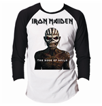 Camiseta manga larga Iron Maiden Book of Souls