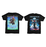 Camiseta Iron Maiden Tour Trooper