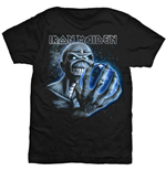 Camiseta Iron Maiden A Different World