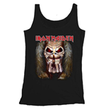 Top Iron Maiden Eddie Candle Finger