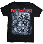 Camiseta Iron Maiden Nine Eddies